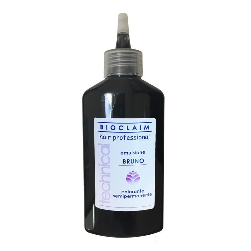 Riflessanti protesi capelli Bruno - Antracite - Cenere 125ml
