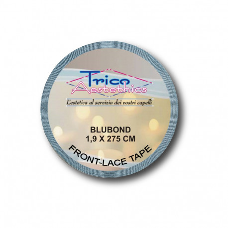 BLUBOND - Biadesivo Blu adesivo per Protesi in Lace