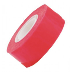 Biadesivo Rosso Morbido Opaco