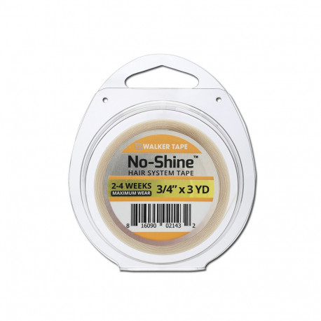 NO SHINE TAPE 1.9 - Biadesivo per Protesi Capelli
