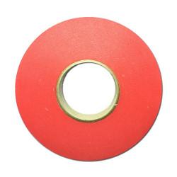 RED II ROLL 2.5 x 50m - Biadesivo Rosso Morbido Opaco