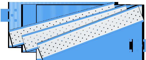 Tape Traspirante Extraforte per PATCH CUTANEA