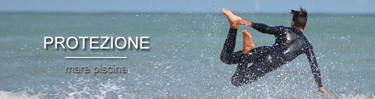 Protezione Mare & Piscina districanti Protesi Capelli
